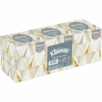 Kleenex Boutique Tissue Bundle - White - Soft, Absorbent - 95 Per Box - 3 / Pack