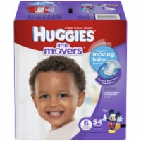 Huggies Size 6 Little Movers Diapers