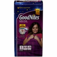 Goodnites Bedwetting Underwear for Girls L/XL