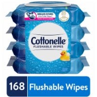 Cottonelle FreshCare Flushable Cleaning Cloths