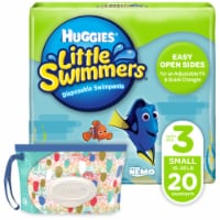 Huggies Little Swimmers Small Unisex Swim Pants