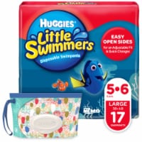 Huggies Little Swimmers Large Unisex Swim Pants