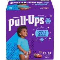 Huggies Pull-Ups 3T-4T Cool & Learn Boys Training Pants 66 Count
