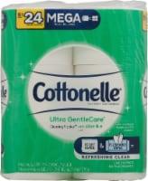 Cottonelle Ultra GentleCare with Aloe & Vitamin E Toilet Paper