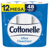 Cottonelle Ultra CleanCare Mega Roll Toilet Paper