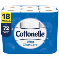 Cottonelle Ultra CleanCare Mega Roll Bath Tissue
