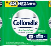 Cottonelle Ultra Gentle Care Mega Roll Bath Tissue