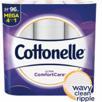 Cottonelle Ultra ComfortCare Toilet Paper Mega Rolls