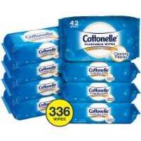 Cottenelle Freshcare Flushable Wipes