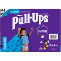 Pull-Ups Learning Designs Size Small Training Pants Big Pack