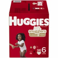 Huggies Little Snugglers Size 6 Diapers