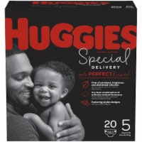 Huggies Special Delivery Size 5 Diapers - 20 ct