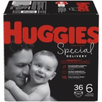 Huggies Special Delivery Size 6 Baby Diapers