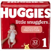 Huggies Little Snugglers Size 1 Diapers