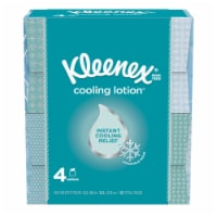 Kleenex Cooling Lotion Tissues 180 Count