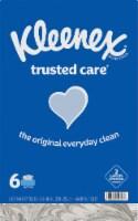Kleenex 2-Ply Facial Tissue - 6 pk / 144 ct