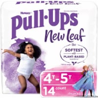 Pull-Ups New Leaf Girls 4T-5T Size Training Pants