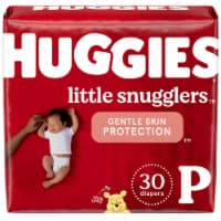 Huggies Little Snugglers Diapers Size Preemie