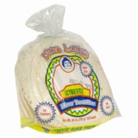 Mama Lupe's Fajita Size Flour Tortillas - 24 ct / 22 oz