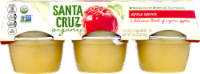 Santa Cruz Organic Applesauce Cups- Original