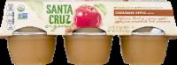 Santa Cruz Organic Applesauce Cups- Cinnamon