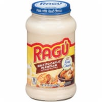 Ragu Cheese Creations Roasted Garlic Parmesan Sauce