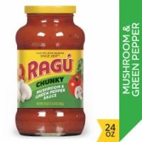 Ragu Chunky Mushroom & Green Pepper Sauce