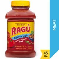 Ragu Old World Style Meat Sauce