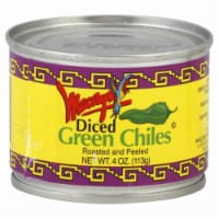 Macayo Diced Green Chiles - 4 oz