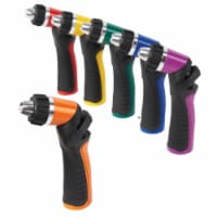 Dramm 7005528 One Touch Twist Adjustable Adjustable Metal Hose Nozzle