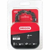 Oregon ControlCut L67 16 In. Chainsaw Chain L67