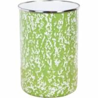 Reston Lloyd 82791 3 qt Calypso Basics Utensil Holder, Lime Marble - 1
