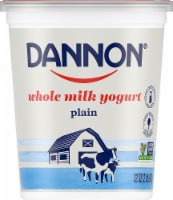 Dannon All Natural Plain Yogurt