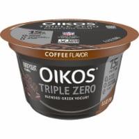Dannon Oikos Triple Zero Coffee Yogurt