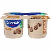 Dannon Coffee Flavored Lowfat Yogurt 4 Count