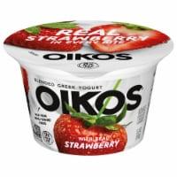 Oikos® Strawberry Blended Greek Yogurt - 5.3 oz