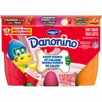 Dannon Danonino Power Packed Yogurt Cups Variety Pack