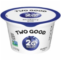 Two Good Blueberry Lowfat Greek Yogurt