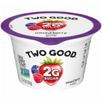 Two Good Mixed Berry Lowfat Greek Yogurt