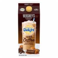 International Delight Hershey's Chocolate Caramel Iced Coffee - 64 oz