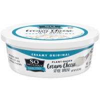SO Delicious Dairy Free Plant-Based Cream Cheese Style Spread - 8 oz