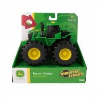 John Deere Monster Treads Tractor Toy