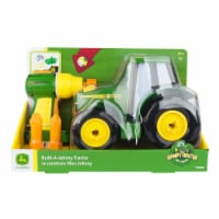 John Deere Build-A-Johnny Tractor - Green / Yellow