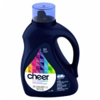 Cheer Colorguard Fresh Clean Scent Liquid Laundry Detergent