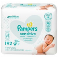 Pampers Sensitive Perfume Free Baby Wipes Refills