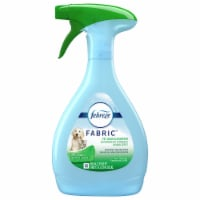 Febreze FABRIC Pet Odor Eliminator Lightly Scented Fabric Refresher