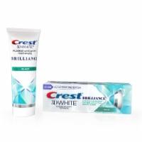 Crest 3D White Brilliance Blast Fluoride Anticavity Toothpaste