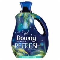 Downy® Infusions Refresh Birch Water & Botanicals Liquid Fabric Conditioner - 81 fl oz