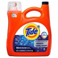Tide Plus Bleach Alternative HE Turbo Clean Liquid Laundry Detergent - 154 fl oz