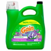 Gain Aroma Boost Lavender Liquid Laundry Detergent